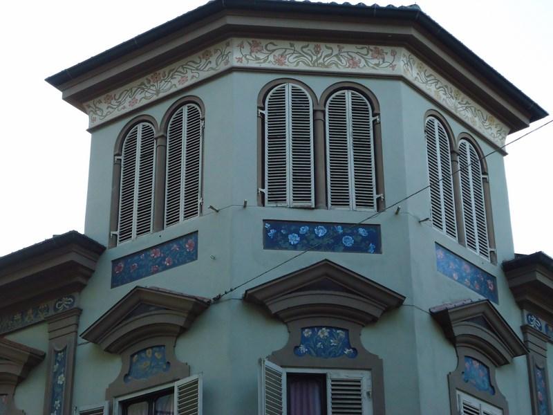Carreum potentia fotogallery - Casa stile liberty ...