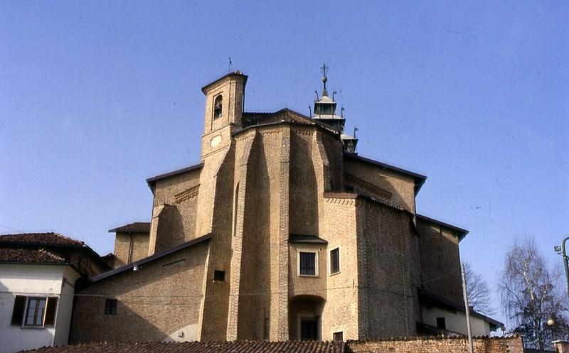 Abside della Chiesa di San Giorgio