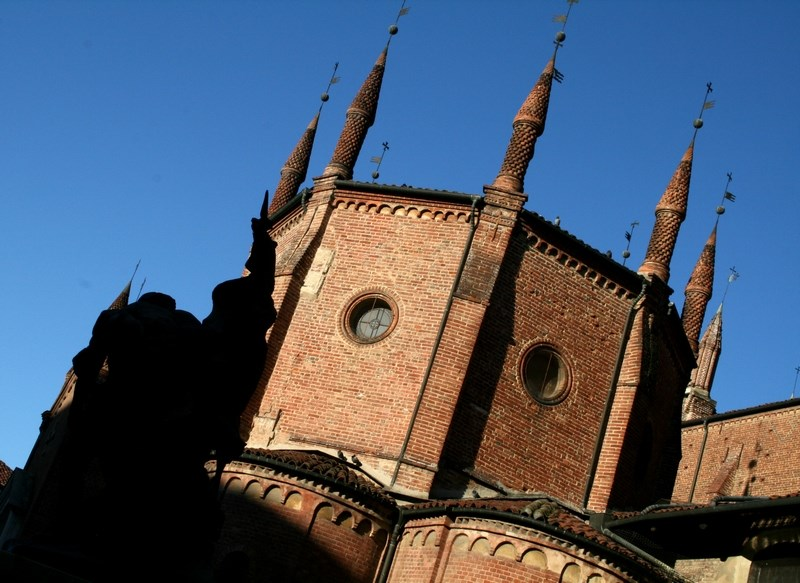 Battistero del Duomo di Chieri