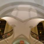 Interno di Palazzo Balbiano di Colcavagno